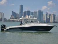 This 2004 33' Hydra Sport VX Express has the best