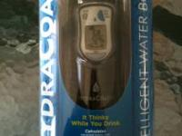 Hydracoach Smart Water Bottle - NEW in BOX Hydracoach