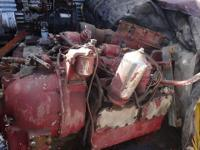 HYDRAULIC GM DIESEL POWER ENGINE  PART #: 6700307