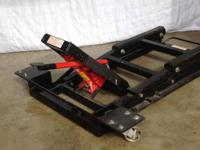 Hydraulic Motorcycle ATV 1200lb Jack Lift - Rancho
