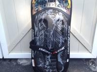 "Like new Hydro slide ""Phantom"" Knee Board, $50.00"