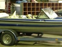 "Hydrodyne Tournament Ski Boat  20' ""Dyne"" Closed Bow"