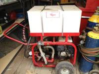 Selling my Rice Hydrostatic guest Pump with the Honda