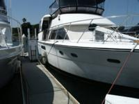 Description This Euro style 47' Hylas Motor Yacht was