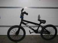 i have here i hyper bike co (bmx) in good conditon. it
