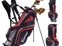 This Brand New Golf Stand Bag Is Perfect For Walking