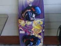Very nice hyperlite board that cost me about $380,
