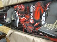 Parks Bonifay R8 professional model Wakeboard by