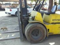 I have a heavy duty diesel forklift up for sale.. it