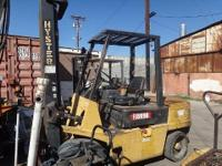 Hyster H60XL 6,000 Lbs Forklift Hrs: 7,148 S/N: