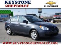 Take a look at this 2009 Hyundai Accent GLS. This one