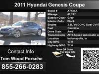 Call Tom Wood Porsche at  Stock #: A7431A Year: 2011