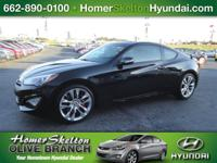 This Genesis Coupe has all the features you need for an