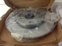 NAPA Part # 48880419 Brake Rotors for numerous Kia's