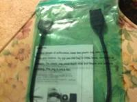 I have OEM IPOD/IPHONE cable for sale. This cable will
