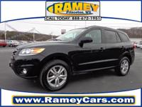 How about this 2011 Santa Fe SE? This car had one