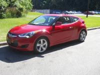 You can find this 2012 Hyundai Veloster w/Gray Int and