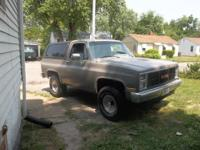 I am looking for some parts for an full size 1988 GMC