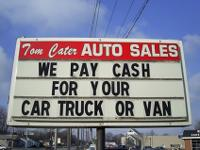 Now Buying Cars,Trucks,Vans,SUV'sRunning or NotQuick