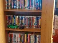 I have 59 Walt Disney movies and other kids movies