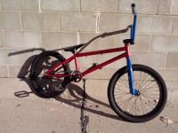I have a mac neil bmx bike for sale it weighs 23 lb