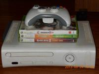 I have an xbox 360 for sale it comes with a 60gb