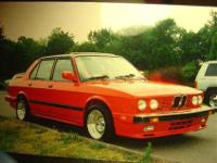 I owned this older BMW some years ago and was wondered