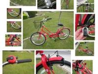 i-Ped Auto Cruiser 2-speed Bicycle $400 New Condition.
