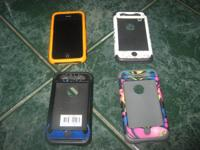 I have my IPhone 3 in good shape with 4 cases it is