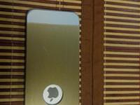 Very good condition.new phone .gold colour.just