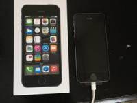 Brand new IPhone 5s space grey 16gb unlock This ad was