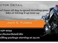 I Repair & Service all types of Motorcycles. Get a FREE