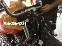 I  Repair & Service all types of Motorcycles.