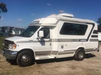 1998 CHINOOK CLASS C MOTOR HOME IN EXCELLENT