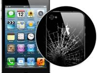I'll fixed your cracked back glass Apple iPhone's 4,4s.