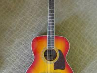 Ibanez Artwood AC300 Grand Concert Acoustic Guitar,