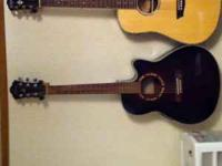 For sale: Ibanez Acoustic/Electric Guitar model