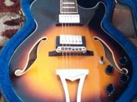 For Sale, an Ibanez Artcore Hollow Body AG-75