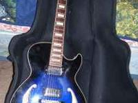 Ibanez Artcore hollowbody plays great, sounds