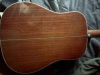 Ibanez Guitars - Ibanez AW40NT Artwood Series Acoustic