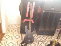 I have an Ibanez SDGR SRX390 that works looks and