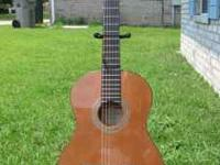 I have for sale an Ibanez Galvador G850-NT Classical