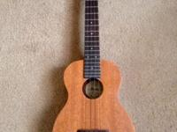 I am selling my Ibanez Concert Ukulele. It is in