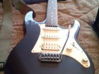 I have a nice used Ibanez Gio guitar with soft case and