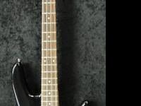 Ibanez GSR200 4 string bass, all electronics work,