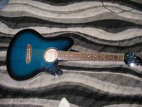 Ibanez acoustic electric guitar. Will delet when no