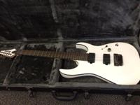 Selling a lightly used Ibanez RGIR20FE 6 string
