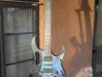 This is a RARE! Ibanez Jem Steve Vai Signature Guitar