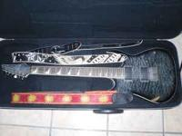 I am selling my Ibanez RG electric guitar. I am