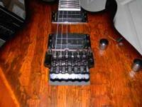 I'm selling my gorgeous Ibanez RG420CM with the